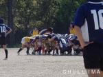 マイボールスクラム(vs 大阪産業大学)