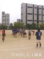 春のオープン戦(vs 芦屋)