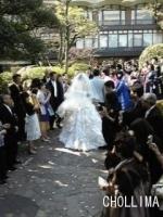 LO 金勇洙選手の結婚式