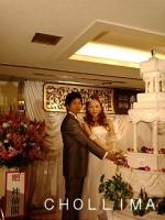CTB 南昌樹選手の結婚式