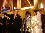 HO 李勝賢選手の結婚式