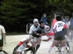 vs 大阪産業大学(関西大学Aリーグ)