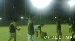 熱帯夜の中での練習
