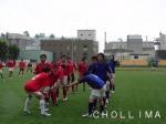 春の強化試合(vs 六甲)